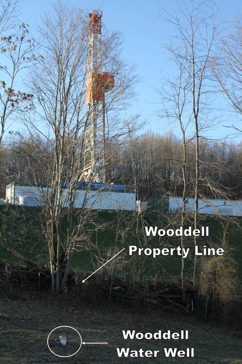 Wooddell Well and Property Line.jpg