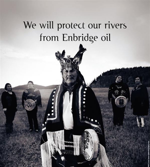 Canadian First Nations Opposition to Northern Gateway Pipeline