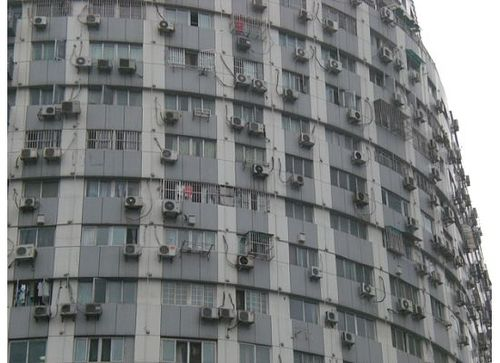 In China  Air Conditioning Is Efficient Because Of How It
