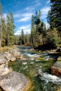 Small streams filter pollution, recharge drinking water supplies, provide flood protection and serve as habitat for fish and wildlife. (US EPA)