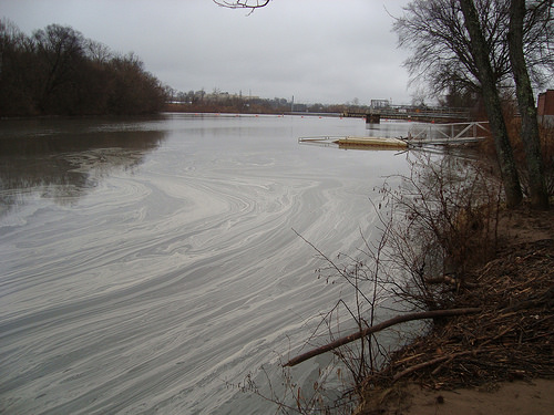 Thumbnail image for Dan River Coal Ash spill credit Appallachian Voices.jpg