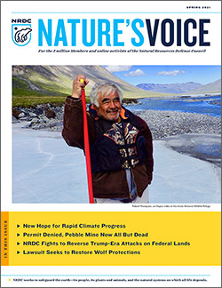 Natures Voice: Summer 2020 issue cover