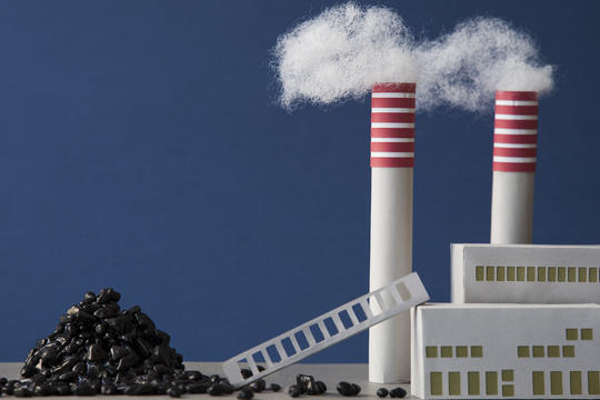 In Washington, a Coal-Fired Power Plant Will Put Its Money