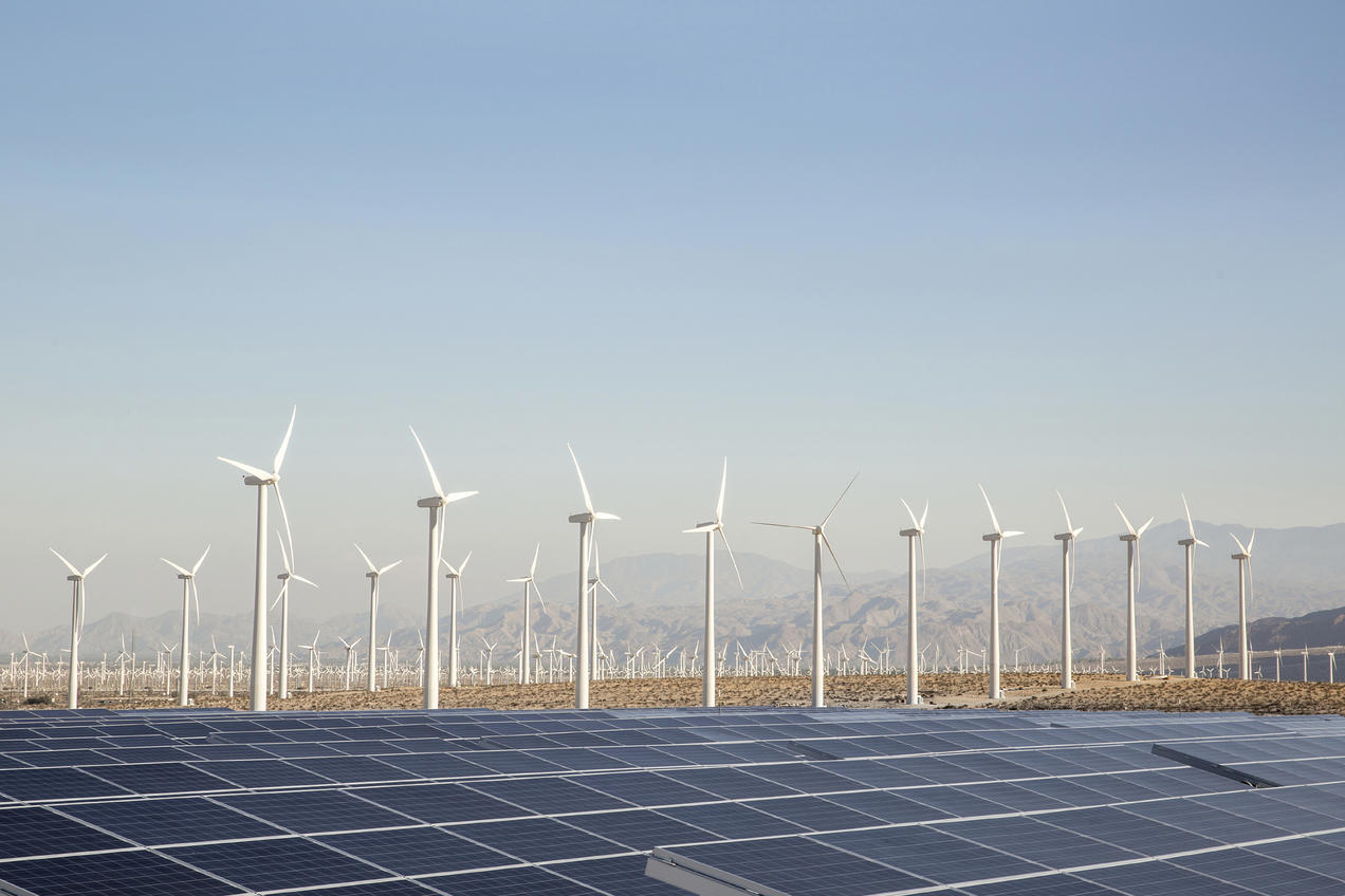 Demand for clean energy