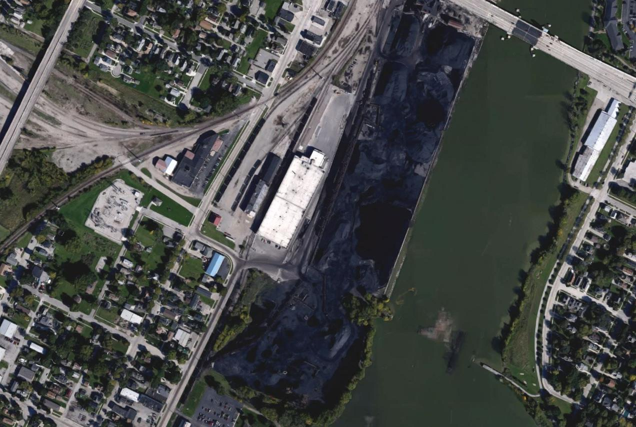 Federal Agency: Petcoke Facility Health Hazard to Residents