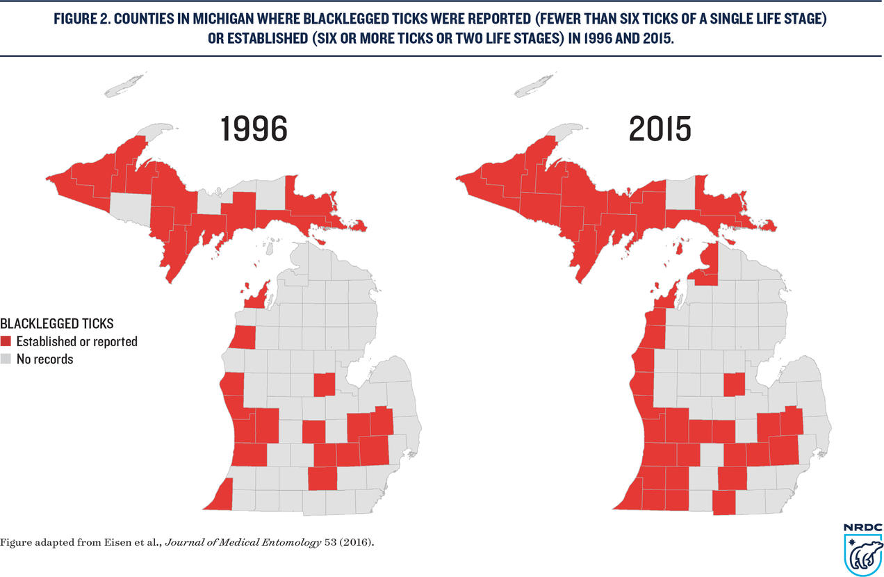Jeopardizing Michigan S Climate And Health Outlook Nrdc