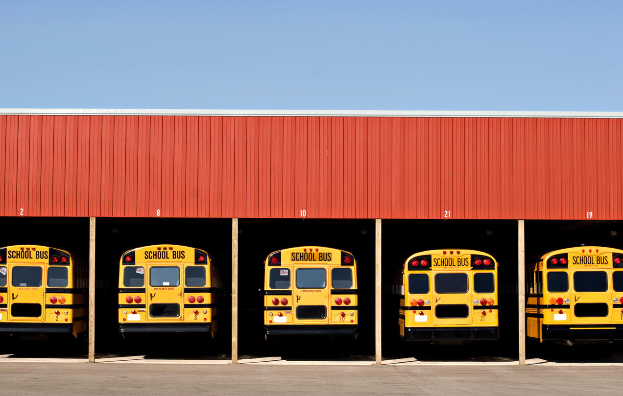 the long road to safer school buses nrdc