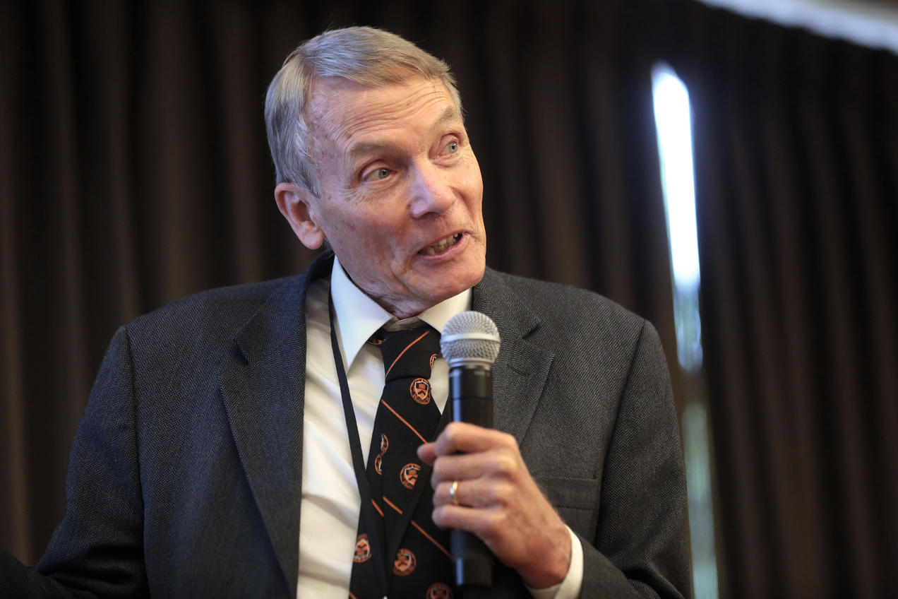 5bf42bc0b779 William Happer, picked to lead the proposed Presidential Committee on  Climate Security