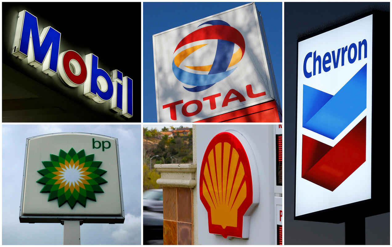 Oil Companies Are Trying to Rebrand Themselves on Social