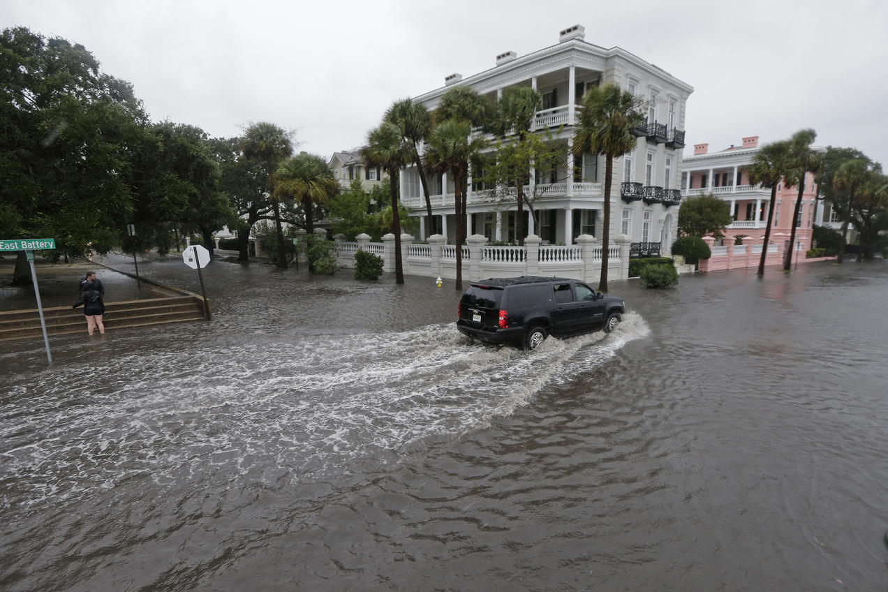 Why Is No One Talking About Climate Change in South Carolina?