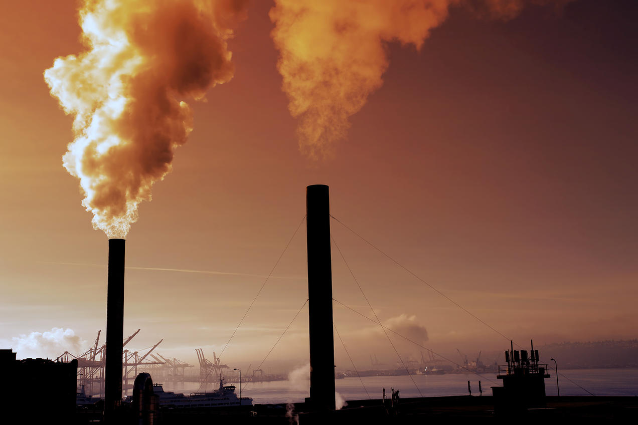 air pollution facts, causes and the effects of pollutants in the air