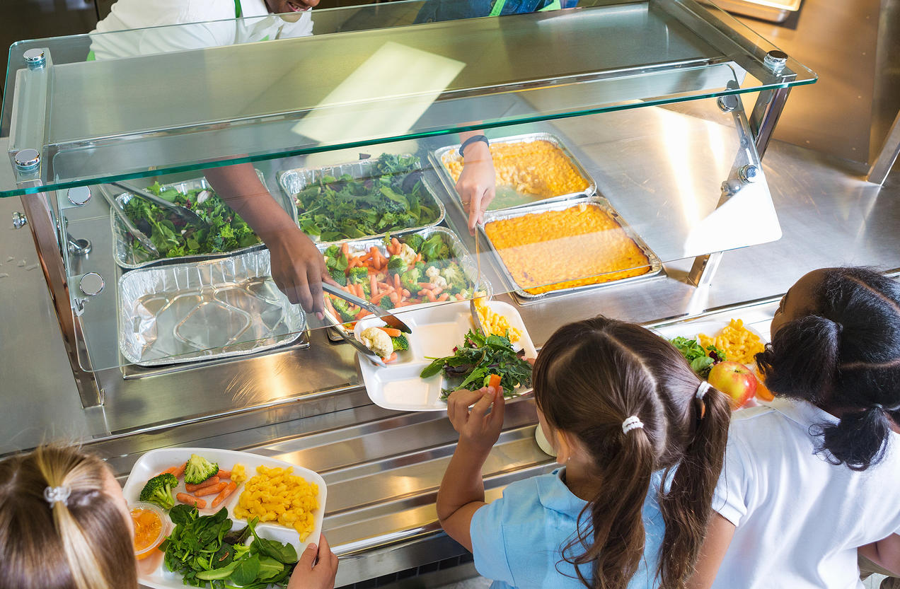 Getting A Better School Lunch Nrdc