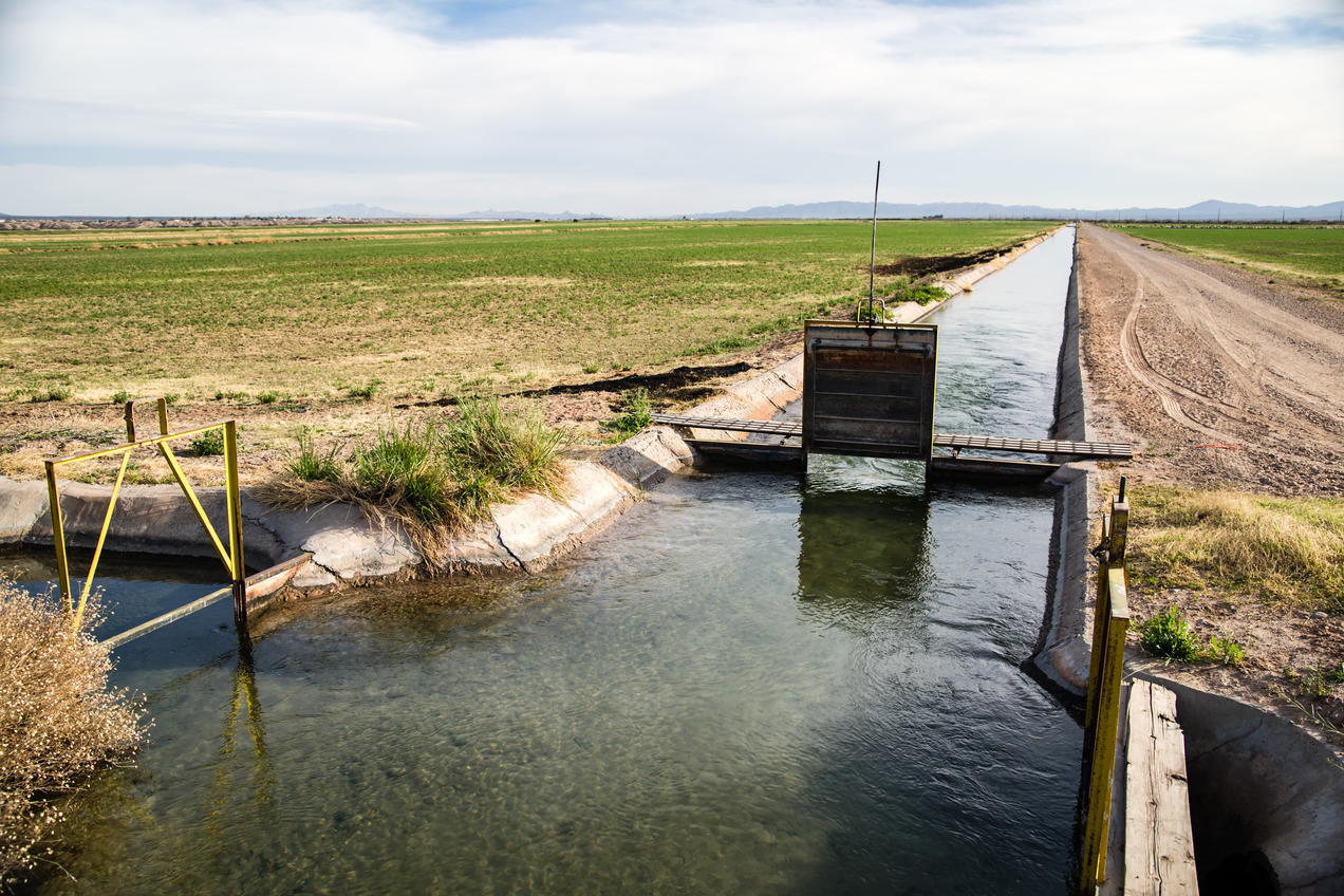 Report: CA Ag Water Data Leaks through Mismanagement Cracks | NRDC