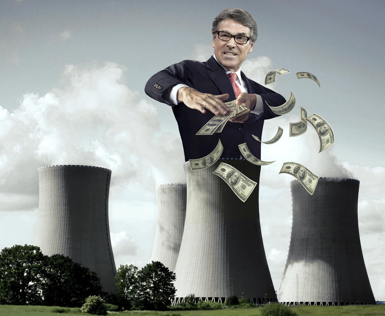 Image result for rick perry fossil fuels nuclear power