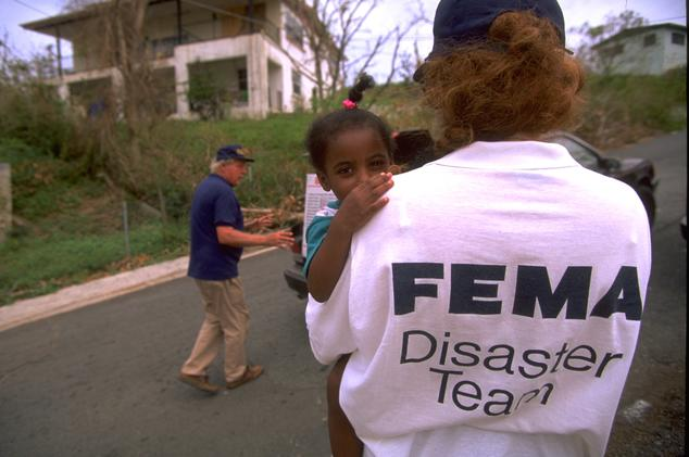 FEMA provides assistance that's at risk due to potential Trump administration budget cuts.
