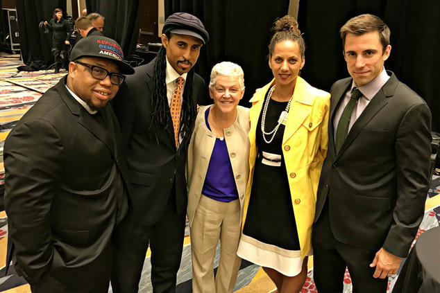 Hip Hop Caucus and Gina McCarthy