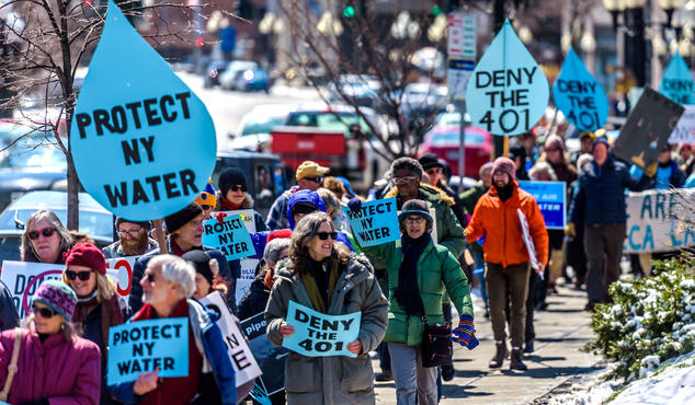 Grassroots advocates have been fighting the Valley Lateral and CPV Energy Center for over 5 years