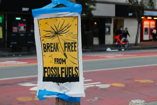 End New York State fossil fuel-related tax breaks