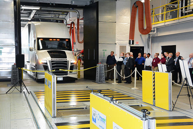 National Vehicle and Fuel Emissions Laboratory