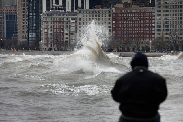 Great Lakes Levels Are Rising—a Sign of Things to Come?