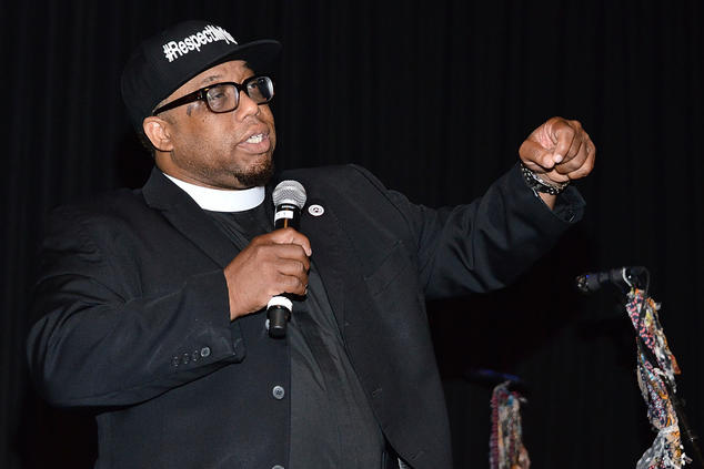 Rev. Lennox Yearwood Jr.,