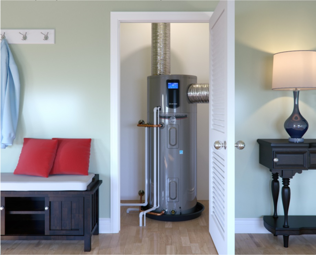Rheem Hot Water Heaters >> Very Cool: Heat Pump Water Heaters Save Energy and Money ...