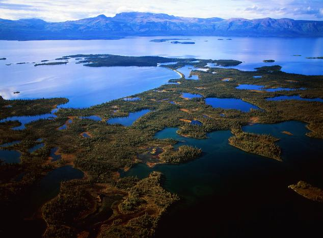 Iliamna Lake, Bristol Bay Watershed