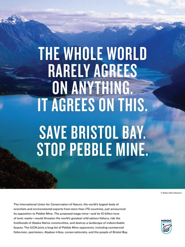 NRDC Bristol Bay IUCN Ad September 2016