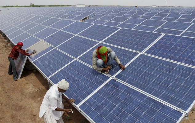 Trading Coal Plants for Solar Farms in India | NRDC