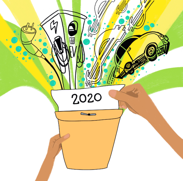 New York Charging into 2020 by Electrifying Transportation