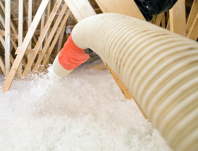 Photo of insulation