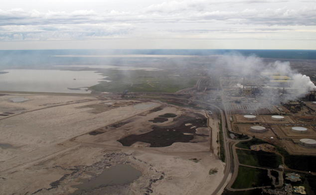 Tar Sands Tailings Ponds