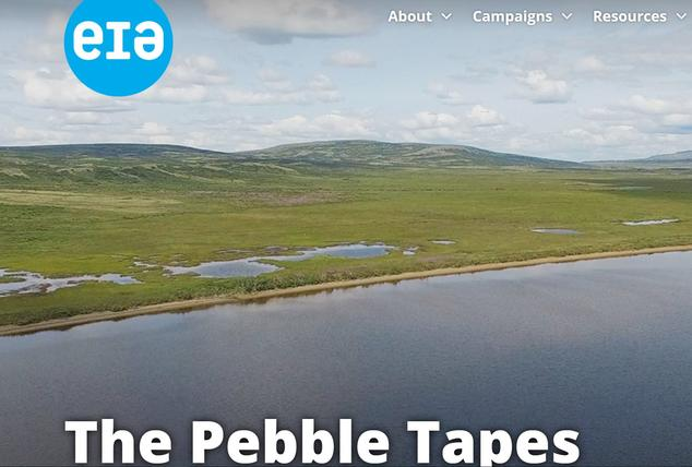 The Pebble Tapes