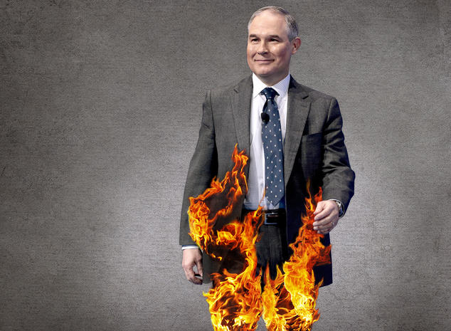 Week 64: Scott Pruitt, (Almost) Everybody Is On to You | NRDC
