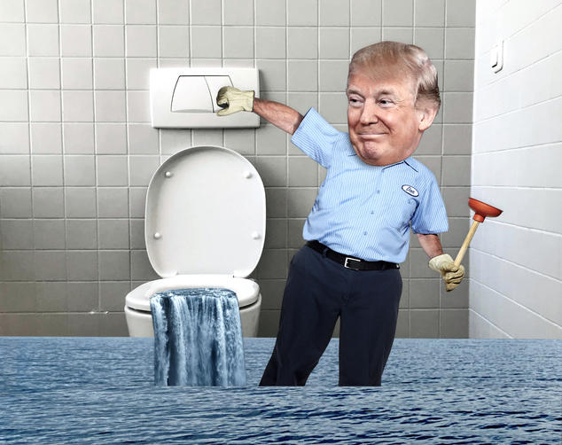 Week 151: Flushing Conservation Down the Drain: Donald Trump's Toilet Troubles