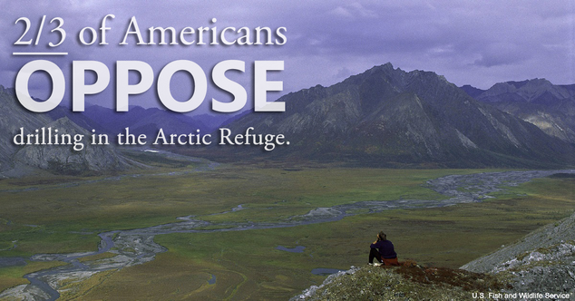 2/3 of Americans Want to Keep the Refuge Pristine