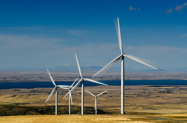 Wind power has become a core energy source in the U.S.