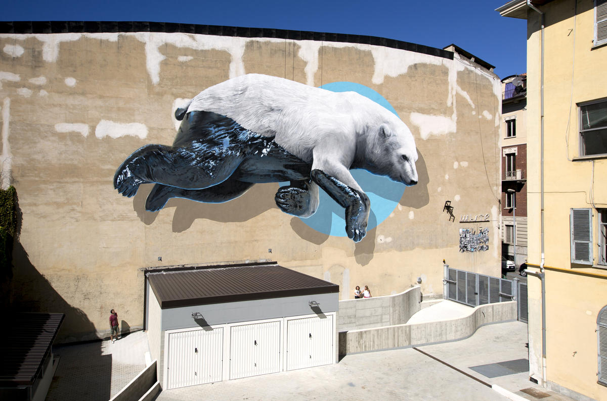 These Artists Are Taking Environmental Issues to the ...