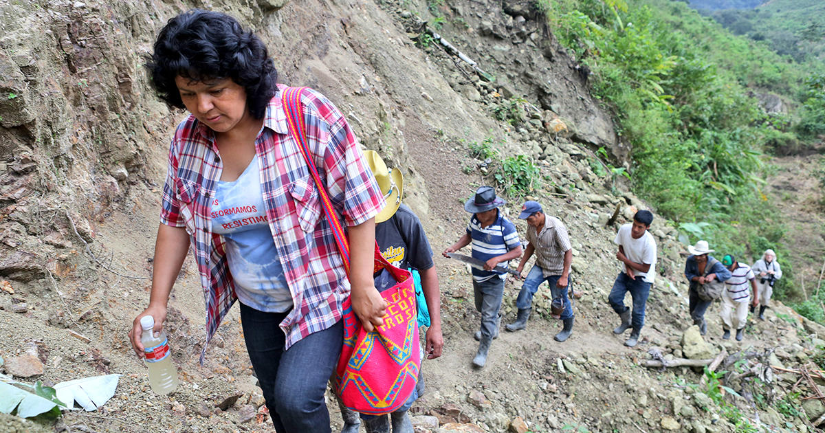 To Honor the Memory of Berta Cáceres, We Need Laws that Protect Our Protectors