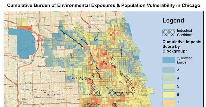 New Map Shows Chicago Needs Environmental Justice Reforms | NRDC Zoning Map Chicago on chicago budget, chicago and surrounding suburbs maps, chicago street index, chicago arcology map, chicago attraction map interactive click, chicago construction map, chicago submarket map, denver rtd light rail route map, chicago watershed map, chicago zones, chicago topography map, chicago residential parking permit, chicago zip code map printable, chicago metra system map, chicago cemetery map, chicago permit parking map, chicago municipal code, chicago temperature map, a long way from chicago map, chicago annexation map,