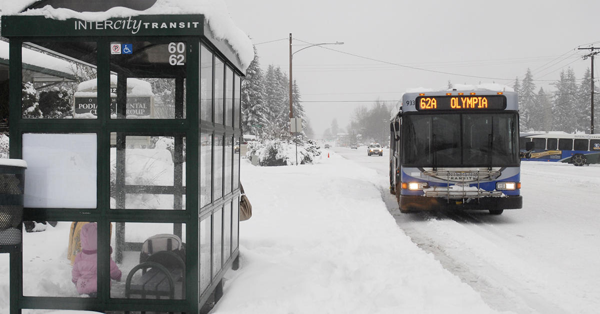Free Bus Service Is the Hot New Thing in Transit