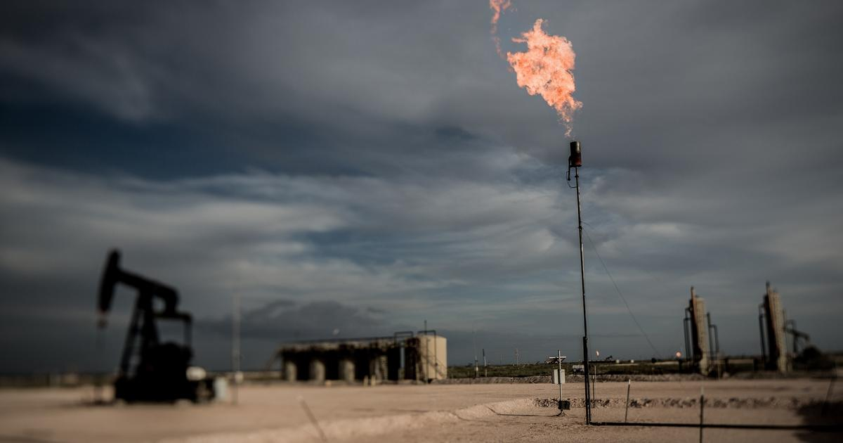 New Mexico Has a Methane Cloud Visible by Satellite. It Also Has Bold Climate Plans.