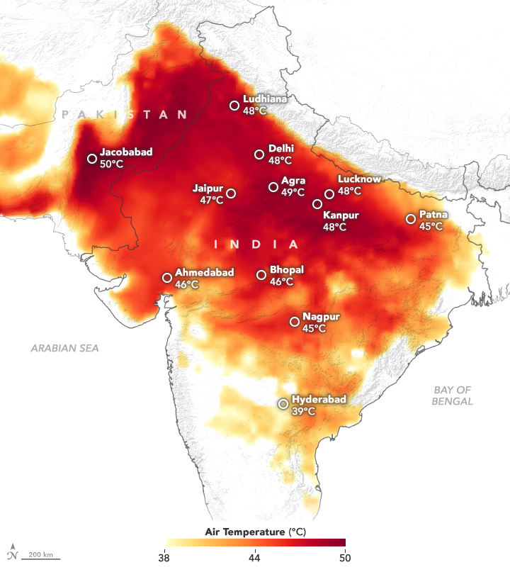 Local Solutions Prepare South Asia for Searing Heat