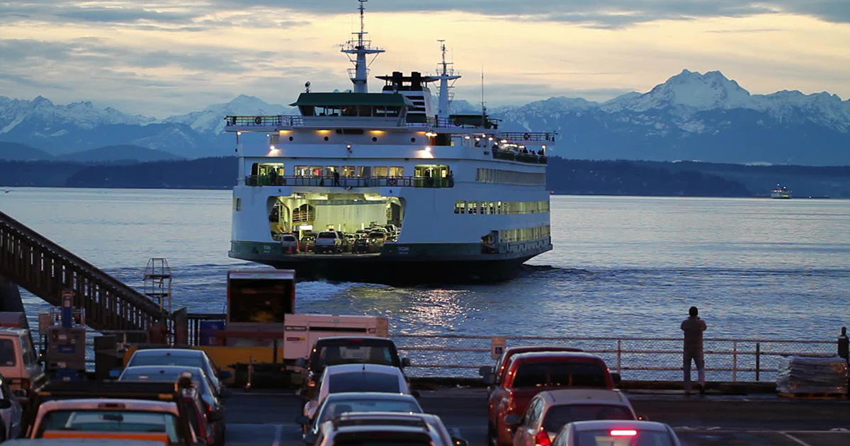 The Future of Seattle's Ferries Is Electric | NRDC