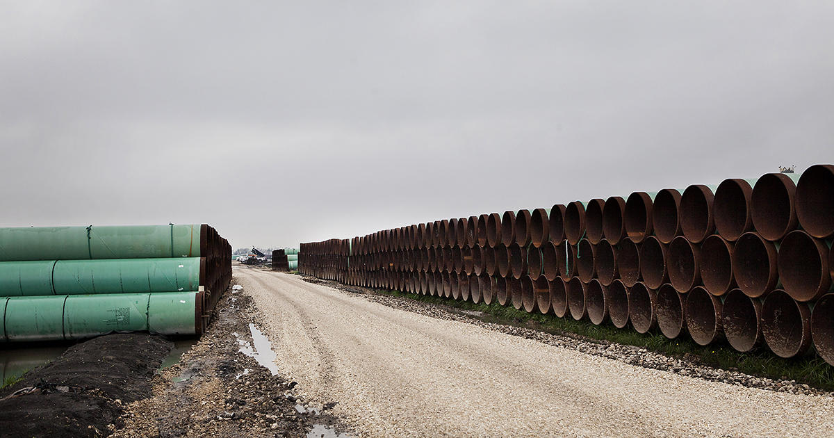 Alberta Invests Billions to Build Polluting Keystone XL