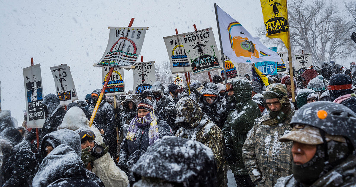 Huge Win for Standing Rock and the National Environmental Policy Act