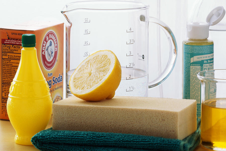 Get the Dirt on Nontoxic Spring Cleaning | NRDC