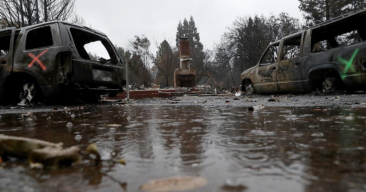 Wildfires Can Spark Widespread Contamination of Public Water Supplies