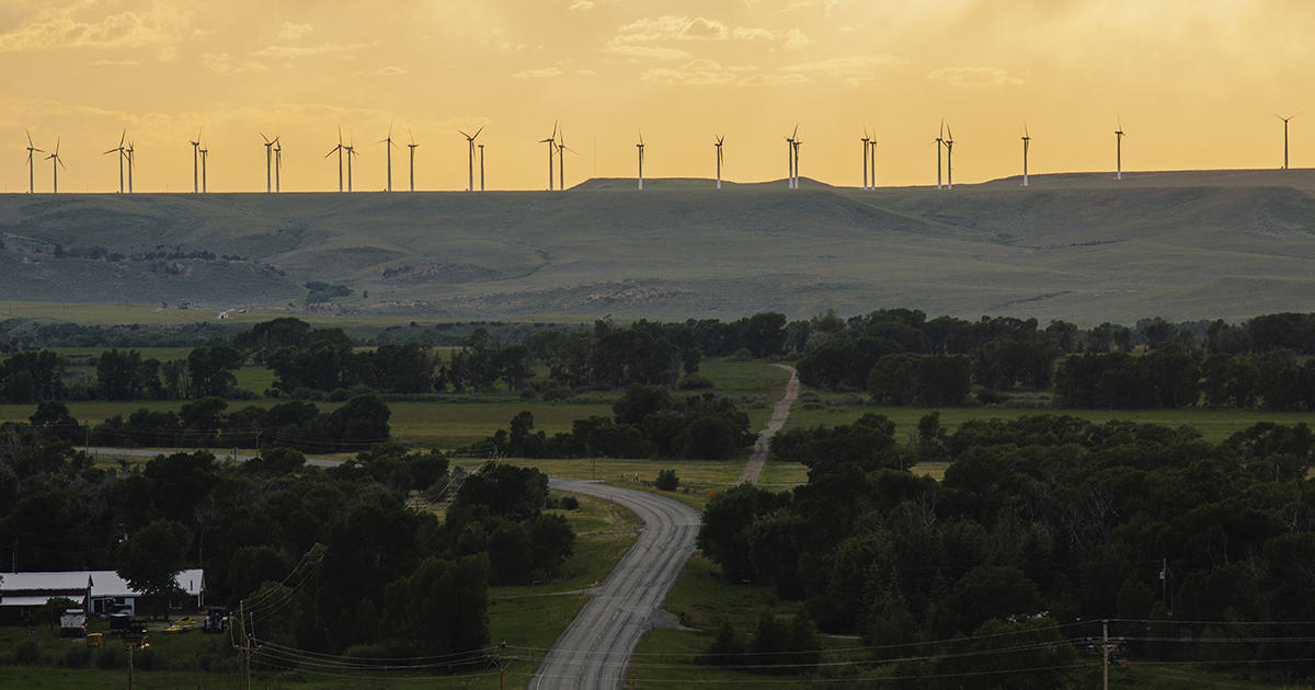 on the horizon in the cowboy state wind turbines nrdc