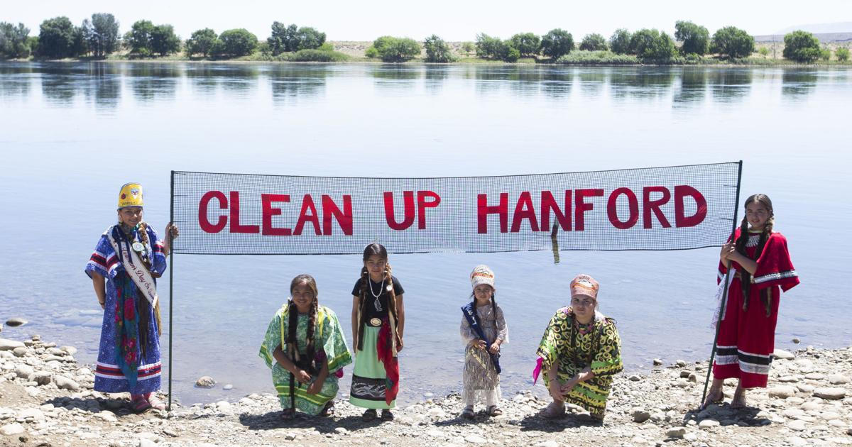 As the DOE Abandons a Toxic Mess Threatening the Columbia River, the Yakama Nation Fights Back
